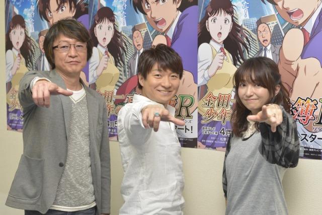 「金田一少年の事件簿」、TVシリーズ14年ぶりの完全復活! キャスト陣が意気込みを語る