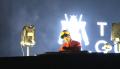 実物大ガンダム立像、光と音でスペクタクルショーに! 「ガンダムプロジェクションマッピング」スタート