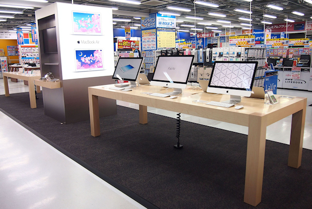 ソフマップ初の「Appleショップ」が3月25日にオープン! ソフマップ秋葉原本館内で