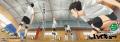 高校バレーアニメ「ハイキュー!!」、都市別ポスター掲出企画の全イラストを公開! 「想いを、繋げ!」