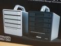 6TB HDD対応をうたった外付けケースSTARDOM「SOHOTANK ST4-SB3」発売! 最大24TB搭載可能、持ち運び用の取っ手も装備