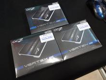 読み書き500MB/sオーバーの高速SSDがOCZから! Indilinx製コントローラー+東芝製MLC採用の「Vertex 460」発売