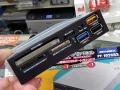 USB3.0カードリーダー&急速充電対応ポート搭載のアイネックス製フロントI/Oパネル「PF-102CR3」が登場!
