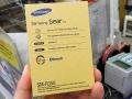 曲面有機ELディスプレイ採用のスマートウォッチ「Gear Fit」がSAMSUNGから!