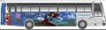 小田急、ヱヴァ仕様の「第3新東京市」行き高速バスに2号機を追加! 4月28日から運行