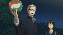 高校バレーアニメ「ハイキュー!!」、月島蛍と山口忠の設定画を公開! 第3話「最強の味方」の先行場面写真も