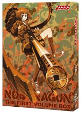 TVアニメ「ノブナガン」、ニコニコ生放送で全13話を一挙配信! 原作者・久正人もコメントで参加