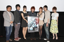 オリジナルTVアニメ「M3」、声優/監督コメント到着! 日笠陽子:「作品として骨太さと計算された精密な物語」