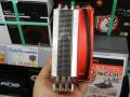 奥行40mmのスリム型サイドフローCPUクーラーがThermaltakeから! 12cm/14cmファンモデルが発売