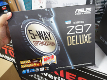 Z97/H97搭載マザーボードが一斉発売!【ASUS編】