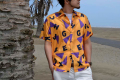 ドラゴンボール、亀仙人のアロハシャツが商品化! 公式設定を元にした80年代風デザイン