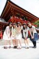 よさこい女子アニメ「ハナヤマタ」、放送局とティザービジュアルを公開! 5月27日には声優出演特番を配信
