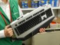 アルミカバーを装備したゲーマー向けキーボード! COOLERMASTER「MECH 赤軸」発売
