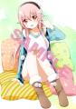 「そにアニ」、BD/DVD第4巻にはホンモノの水着「すーぱーそに子水着」が付属! 全巻購入特典の描き下ろしイラストも公開