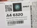 AMDのデュアルコアAPU「A4-6320」が発売に! Richland世代の低価格モデル