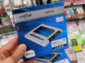 容量512GBで実売2.4万円のCrucial製SSDが6月6日発売!