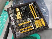 オーバークロックマスターNick Shih監修のZ97搭載MicroATXマザー! ASRock「Z97M OC Formula」が5月30日発売