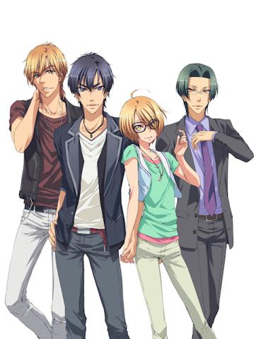 夏アニメ「LOVE STAGE!!」、メインビジュアルと放送情報を発表! 最速は7月9日のTOKYO MXとサンテレビ