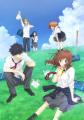 淡い青春恋愛アニメ「アオハライド」、キービジュアル第2弾を公開! アオハライダーを募集するTwitterキャンペーンも
