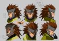 TVアニメ「戦国BASARA Judge End」、日テレほかで7月にスタート! 片倉小十郎、武田信玄、猿飛佐助の設定画も公開