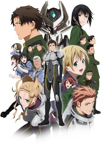 夏アニメ「白銀の意思 アルジェヴォルン」、放送情報を発表! XEBEC制作のオリジナルアニメ