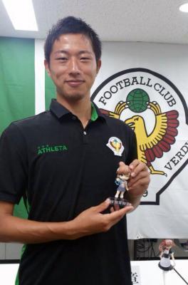コトブキヤ、東京ヴェルディとJリーグ初となる「フィギュアパートナー」契約を締結! 1ゴールごとにフィギュア1体をプレゼント