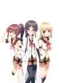 美少女3人による人生相談アニメ「人生」、ED主題歌はヒロイン3人が担当! ユニット名はキャストが絶句するほどのヒドさ?