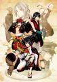 監獄の橋渡し三兄弟アニメ「曇天に笑う」、大原さやかと能登麻美子の出演も決定! 8月には「アニくじ」を発売