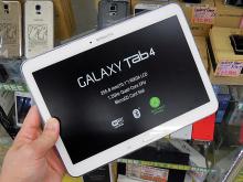 SAMSUNGのミドルレンジタブレット「GALAXY Tab 4」2モデルが登場!
