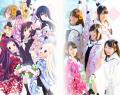 よさこい女子アニメ「ハナヤマタ」、江ノ島電鉄でコラボ車両運行やスタンプラリーを実施! コラボ仕様FIAT 500の展示/販売も