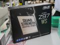 4-way SLI/CrossFireX対応のZ97搭載ATXマザー! ASUS「Z97-WS」発売