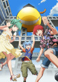「暗殺教室」、TVアニメ版は2015年1月よりフジテレビで毎週金曜深夜に放送!  生徒3名のキャラビジュアルも公開