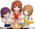 そそる食事アニメ「幸腹グラフィティ」、放送局はTBS/BS-TBSに決定! 応援イラストも公開