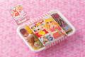アイカツ!、ほっともっと全2,707店舗でカード付きコラボ弁当「アイカツ!なんでも弁当」を7月17日に発売! のり弁など全3種