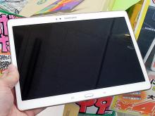 SAMSUNGのフラグシップタブレット「GALAXY Tab S」2モデルが登場!