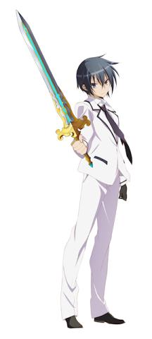 カゼハヤ・カミト CV:古川 慎 男性でありながら、 精霊と契約すること ができる特権を持つ 少年。 姫巫女たちの学び舎 アレイシア精霊学院 に編入し、唯一の男 子学生となる。大陸 の東方にある辺境の 島国出身。