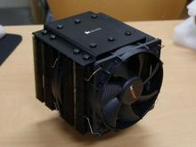 TDP250W対応の大型CPUクーラーがbe quietから! 「DARK ROCK PRO3」発売