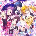 よさこい女子アニメ「ハナヤマタ」、声優陣によるOP曲の実写PVを公開! 江ノ電コラボイラストも