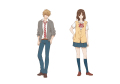 TVアニメ「オオカミ少女と黒王子」、10月からTOKYO MX他でスタート! ドS王子と見栄っ張り女子のラブコメディ