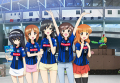 J2アニメダービー:東京レールガンVS水戸ガルパン、両方の楽曲やコラボを紹介する神仕様に! コミケ最終日18時キックオフ