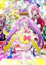 TVアニメ「プリパラ」、劇場版を2015春に公開! DVD初回特典は4巻ごとにコーデが完成する「プロモマイチケ」