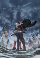 秋アニメ「魔弾の王と戦姫」、追加キャスト発表! 「七戦姫」は人気女性声優7名が担当