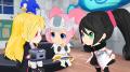 セガ製ハード擬人化アニメ「Hi☆sCoool! セハガール」、第1話の先行場面写真を公開! バーチャ世界でアキラとバトル