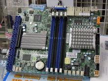 SATA3.0×17ポート搭載の1Uサーバー向けマザー「A1SA7-2750F」がSUPERMICROから!