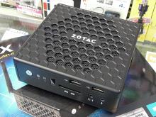 """""""0円Windows""""搭載の小型ファンレスPCにCeleronモデル ZOTAC「ZBOX CI320 nano Win8.1 with Bing」が登場!"""