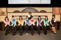 速水奨(チノの父・タカヒロ役)がサプライズで登場! 「ご注文はうさぎですか? Rabbit House Tea Party 2014」レポート