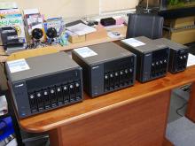 最新4コアCeleron搭載のハイエンドNASがQNAPから! 「Turbo NAS TS-x53 Pro/SS-x53 Pro」発売