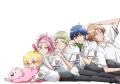 オリジナルTVアニメ「美男高校地球防衛部LOVE!」、2015年1月スタート! 10月2日に制作発表会を生配信