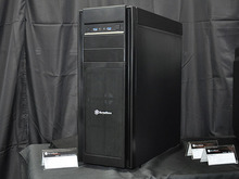 「SilverStone 新商品発表会」が開催! 未発売のPCケースがずらり展示