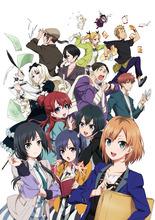 秋アニメ「SHIROBAKO」、声優コメント到着! P.A.WORKSオリジナルのアニメ制作現場アニメ